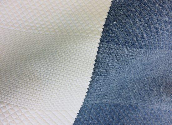 Tissu piqué Emanuel Lang_Textiles fabriqués en France